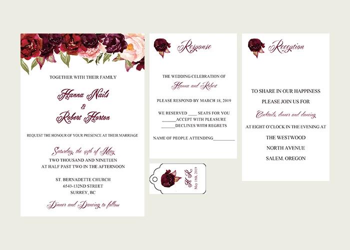 Debie Dreams ORGANISATION MARIAGE DORDOGNE Motifs Floraux 2