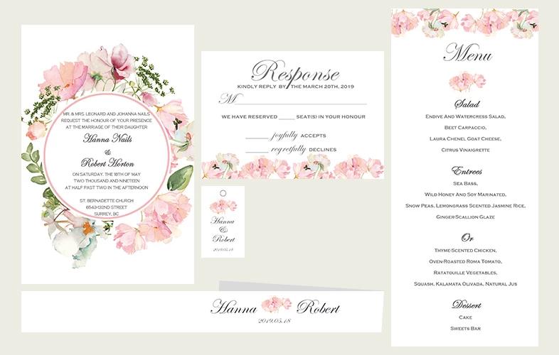 Debie Dreams ORGANISATION MARIAGE DORDOGNE Motifs Floraux 4