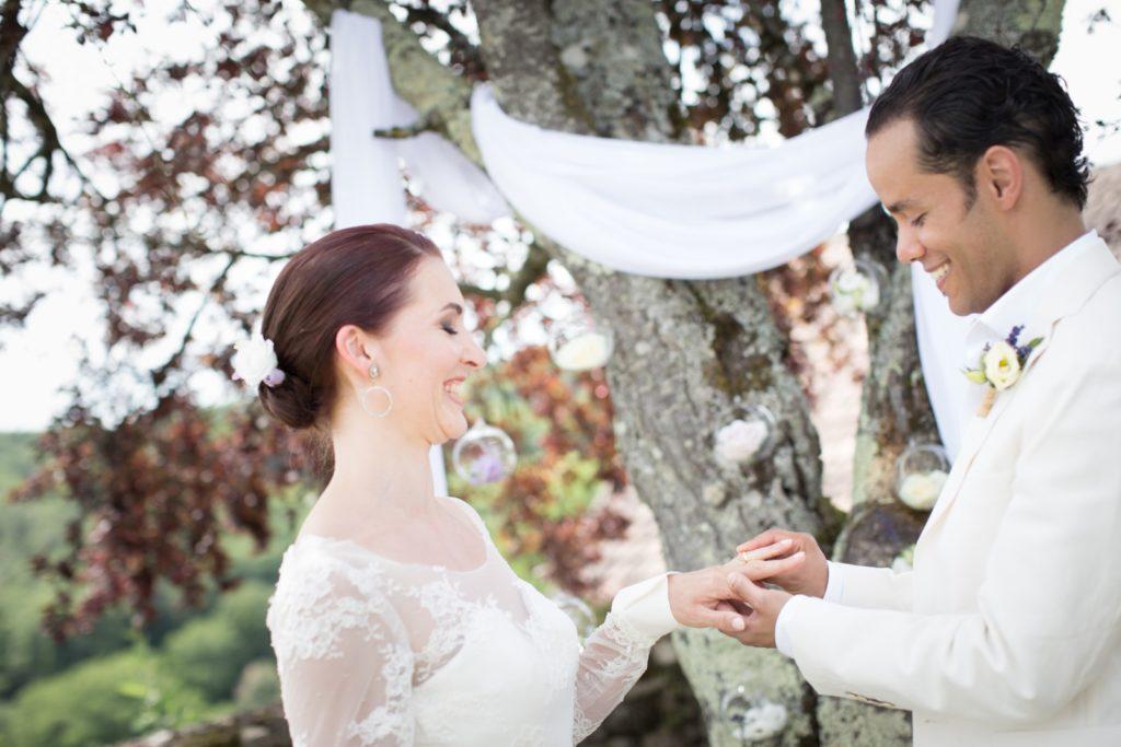 Debie Dreams ORGANISATION MARIAGE DORDOGNE Tanya Nikolay HD 81