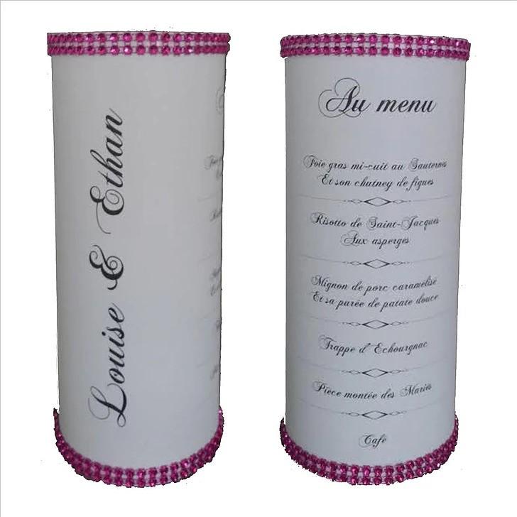 Debie Dreams ORGANISATION MARIAGE DORDOGNE Menu Bijou